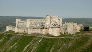 KRAK DES CHEVALIERS - COMPLETED: HAVEN'T STARTED