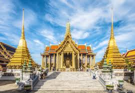 THE GRAND PALACE & WAT PHO - COMPLETED: HAVEN'T STARTED