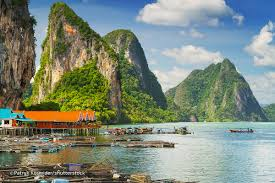 PHANGNGA BAY - COMPLETED: HAVEN'T STARTED