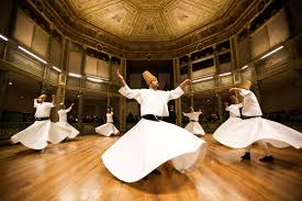 THE WHIRLING DERVISHES OF KONYA - COMPLETED: HAVEN'T STARTED