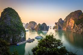 HA LONG BAY - COMPLETED: HAVEN'T STARTED