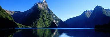 FIORDLAND NATIONAL PARK - COMPLETED: HAVEN'T STARTED