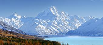 AORAKI/MOUNT COOK NATIONAL PARK - COMPLETED: HAVEN'T STARTED