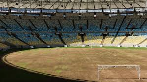 MARACANA STADIUM - COMPLETED: HAVEN'T STARTED