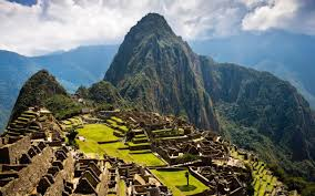 MACHU PICCHU - COMPLETED: HAVEN'T STARTED