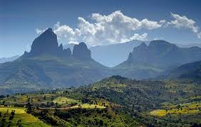SIMIEN MOUNTAINS NATIONAL PARK - COMPLETED: HAVEN'T STARTED