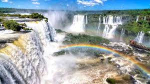IGUAZU FALLS - COMPLETED: HAVEN'T STARTED