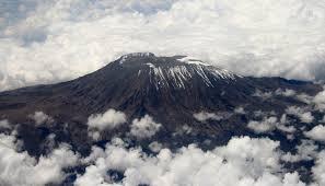MOUNT KILIMANJARO - COMPLETED: HAVEN'T STARTED