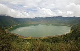 NGORONGORO CRATER - COMPLETED: HAVEN'T STARTED