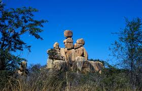 MATOBO NATIONAL PARK - COMPLETED: HAVEN'T STARTED