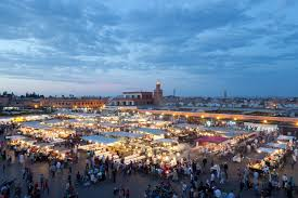 PLACE DJEMAA EL-FNA AND THE MEDINA - COMPLETED: HAVEN'T STARTED
