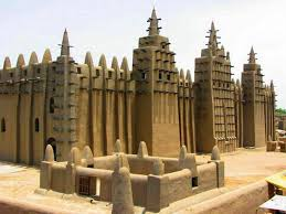 THE GREAT MOSQUE OF DJENNE & DOGON COUNTRY - COMPLETED: HAVEN'T STARTED