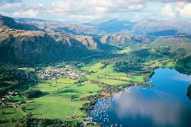 THE LAKE DISTRICT - COMPLETED: HAVEN'T STARTED