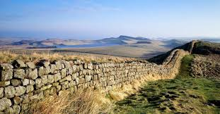 HADRIAN'S WALL - COMPLETED: HAVEN'T STARTED