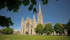 SALISBURY CATHEDRAL - COMPLETED: HAVEN'T STARTED
