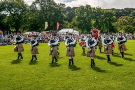 HIGHLAND GAMES - COMPLETED: HAVEN'T STARTED