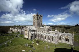 ST. DAVIDS CATHEDRAL - COMPLETED: HAVEN'T STARTED