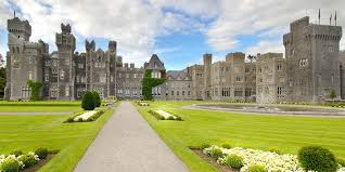 ASHFORD CASTLE - COMPLETED: HAVEN'T STARTED