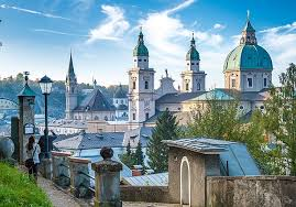 SALZBURG: BAROQUE AND MODERN - COMPLETED: HAVEN'T STARTED