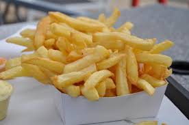 BELGIAN FRITES - COMPLETED: HAVEN'T STARTED