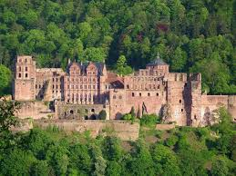HEIDELBERG'S CASTLE - COMPLETED: HAVEN'T STARTED