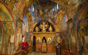 CYPRUS'S PAINTED CHURCHES - COMPLETED: HAVEN'T STARTED