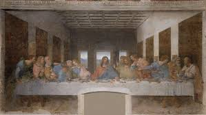 THE LAST SUPPER AND OTHER WORKS OF LEONARDO DA VINCI - COMPLETED: HAVEN'T STARTED