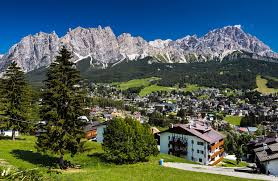 THE DOLOMITE DRIVE AND CORTINA D'AMPEZZO - COMPLETED: HAVEN'T STARTED