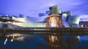 GUGGENHEIM MUSEUM BILBAO - COMPLETED: HAVEN'T STARTED