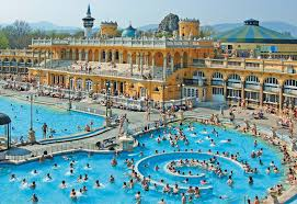 BUDAPEST'S TRADITIONAL THERMAL BATHS - COMPLETED: HAVEN'T STARTED