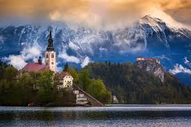 BLED AND THE JULIAN ALPS - COMPLETED: HAVEN'T STARTED