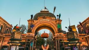 TIVOLI GARDENS - COMPLETED: HAVEN'T STARTED