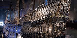 VASA MUSEUM - COMPLETED: HAVEN'T STARTED