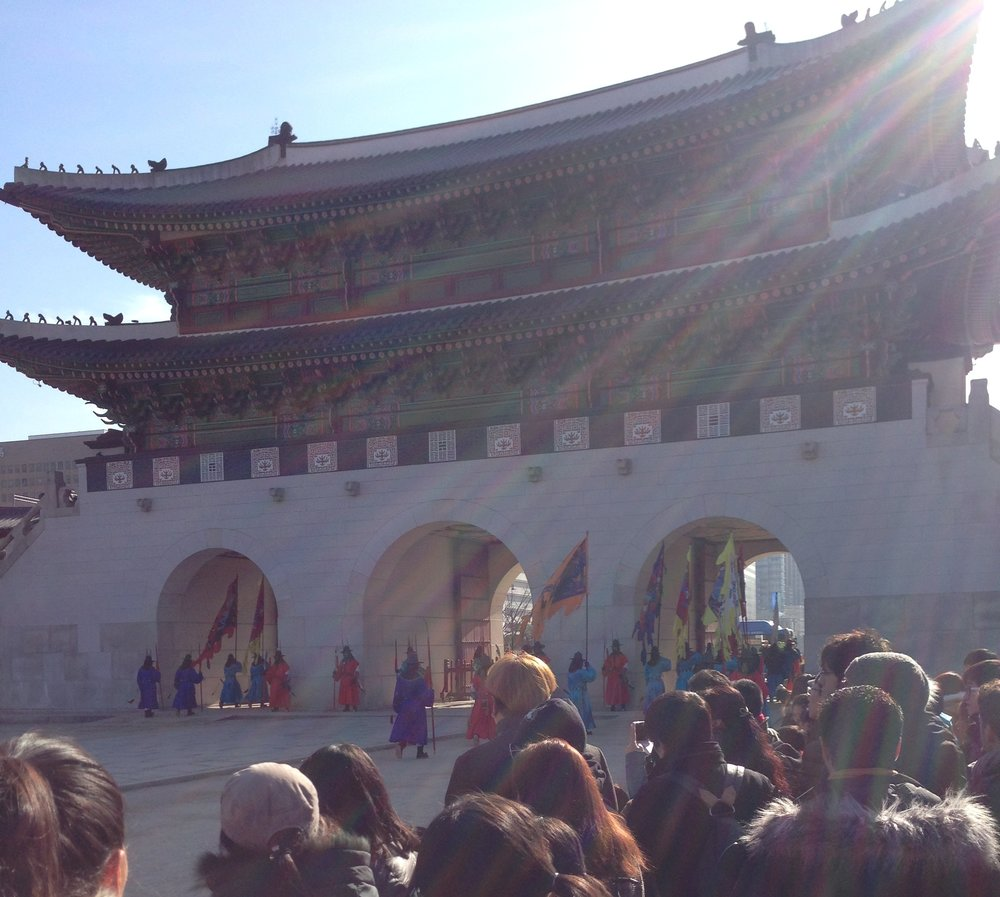 THE PALACES OF THE JOSEON DYNASTY - COMPLETED: ONGOING