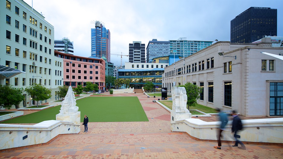 Wellington Civic Precinct - Master Planning