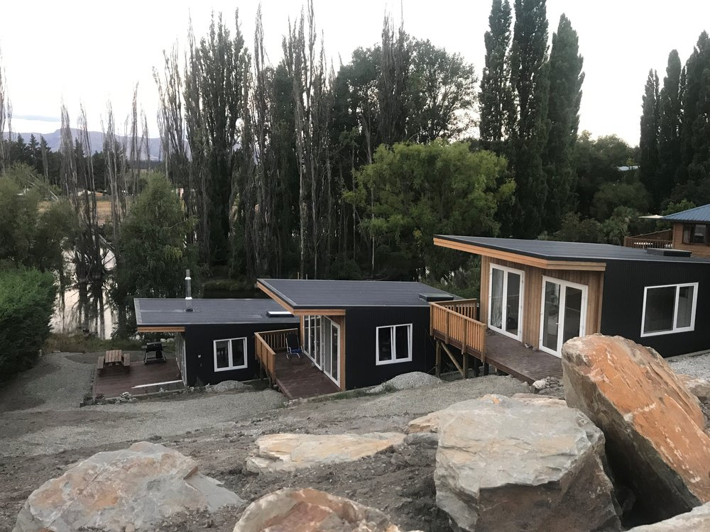 Showhome at 80 Lagoon Ave, Albert Town, Wanaka. These Huts can be bought off the plans, pricing is known, timing is fast, performance of these little Huts is very high so comfort levels are awesome and running costs low. Call Sonia on 027 200 9566 to arrange a viewing time.
