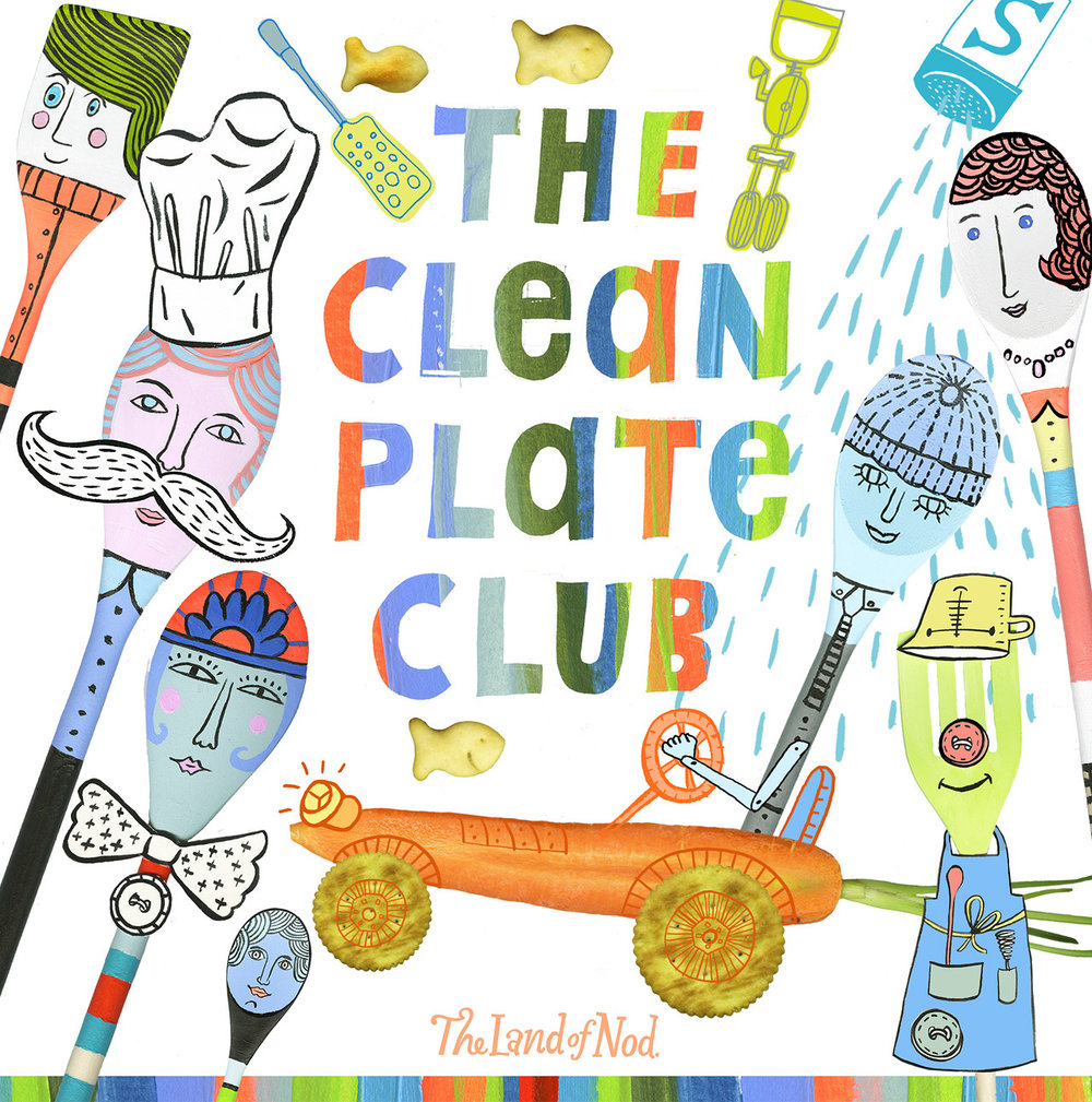 The Clean Plate Club Cookbook