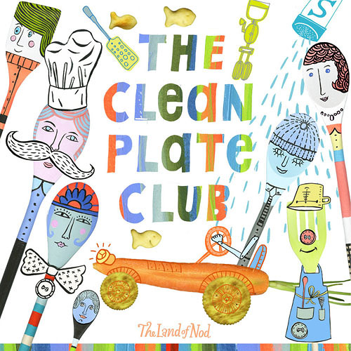 Copy of The Clean Plate Club cookbook