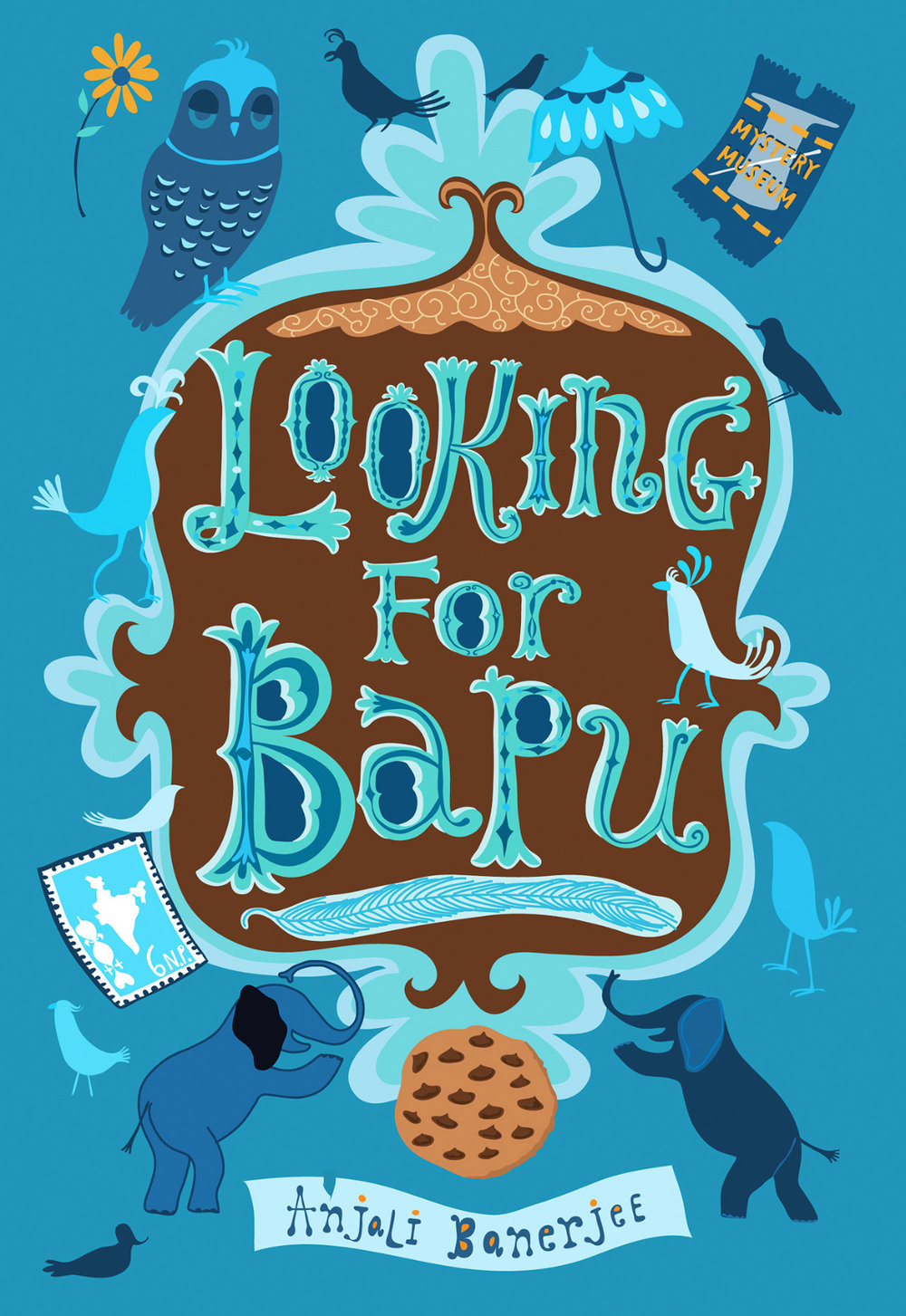 Copy of Looking for Bapu book cover