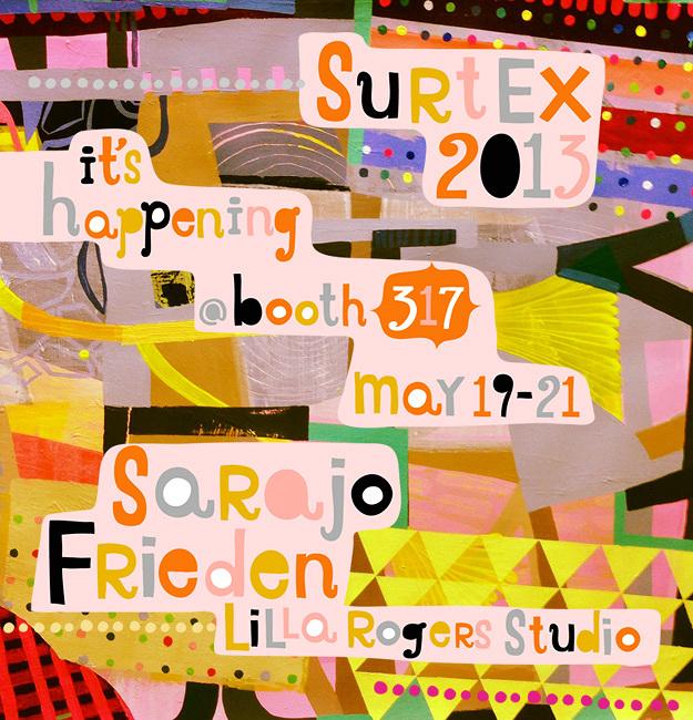 surtex 2013