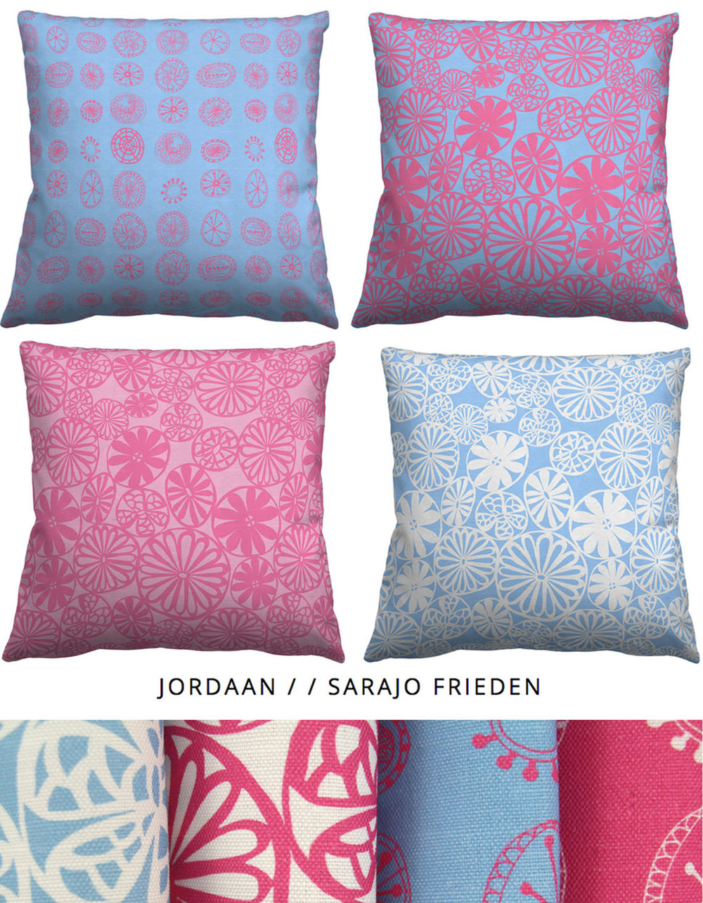 New for 2015! My third collection launched Jordaan collection for Guildery