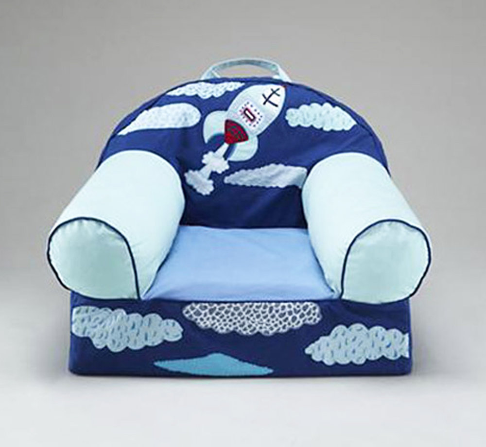 Rocketship chair, Land of Nod