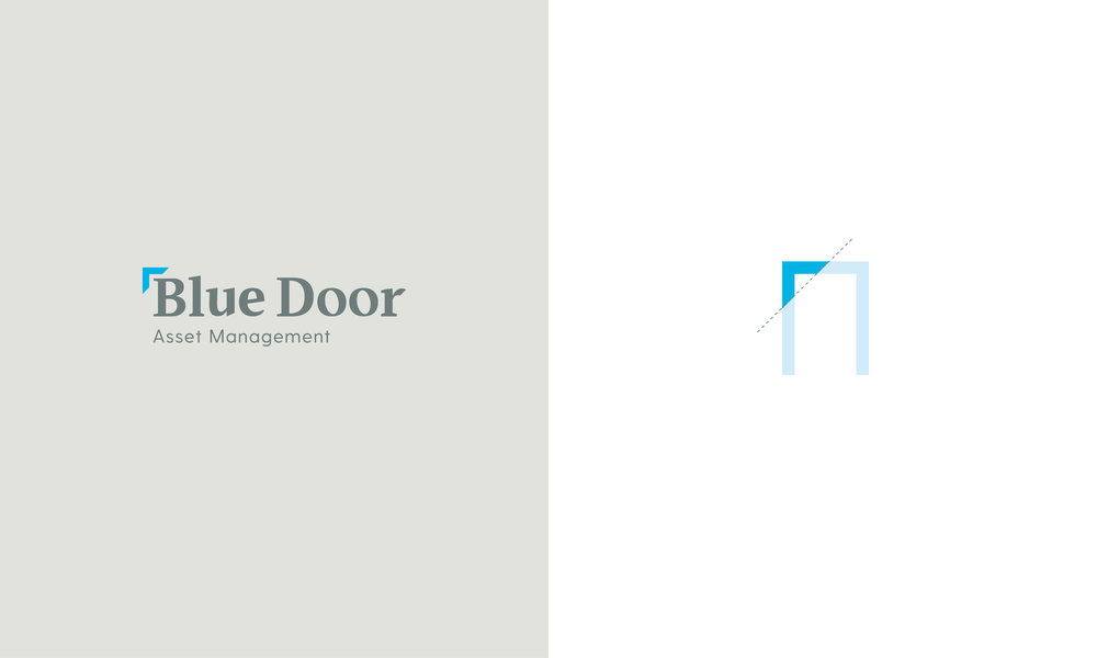 BD Portfolio.jpg  sc 1 st  Lionheart Ink & Blue Door logo and visual ID system \u2014 Lionheart Ink