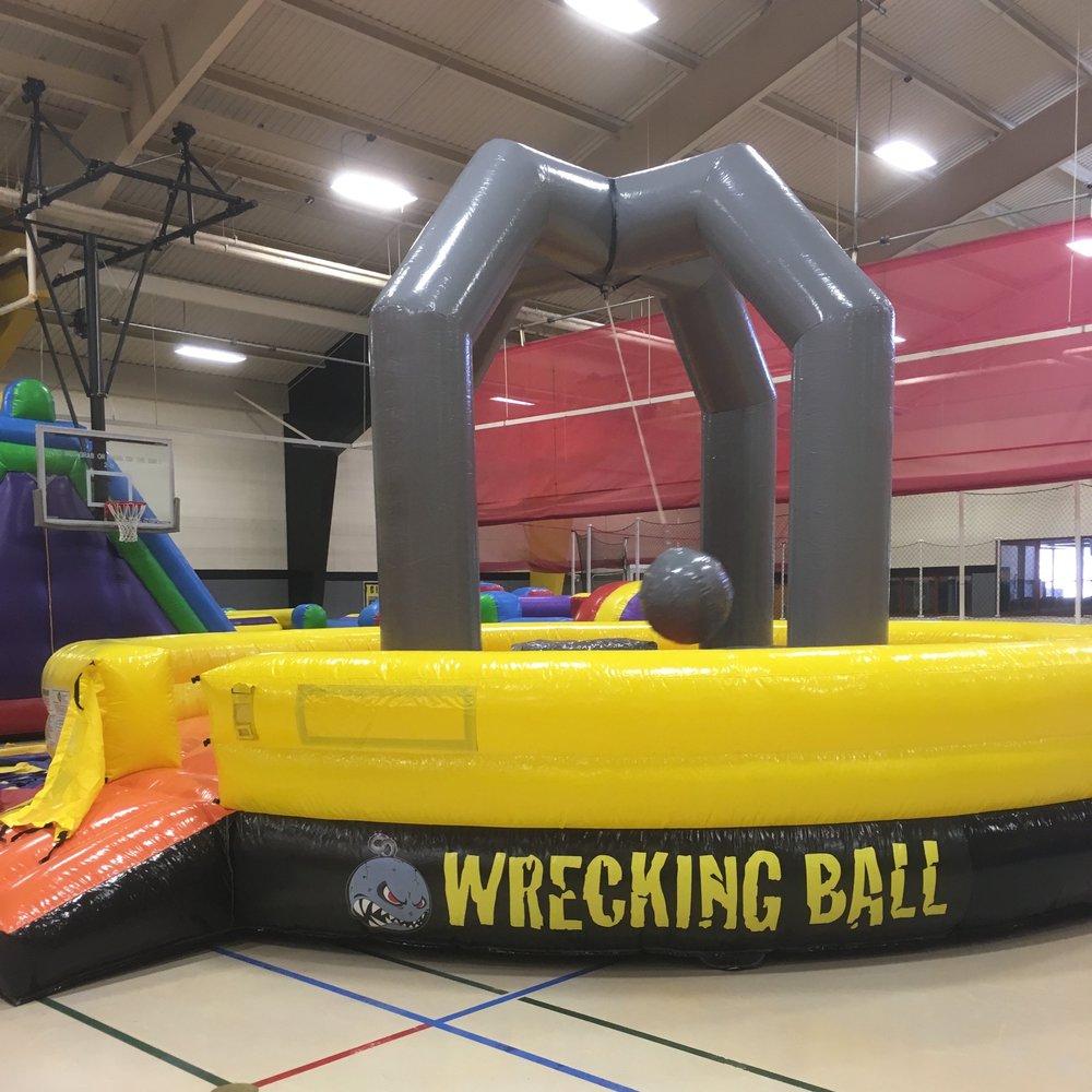 Wrecking Ball 1.JPG