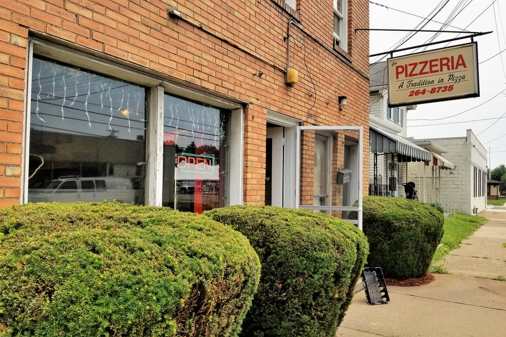 The Pizzeria - 1225 4th Ave, (412) 264-8735