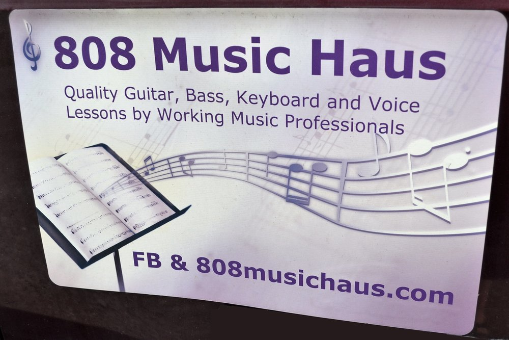 808 Music Haus - 845 Fourth Ave, Suite 254, (412) 216-8085