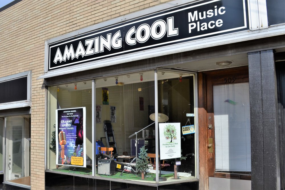 Amazing Cool Music Place - 509 Mill St, (412) 269-0846