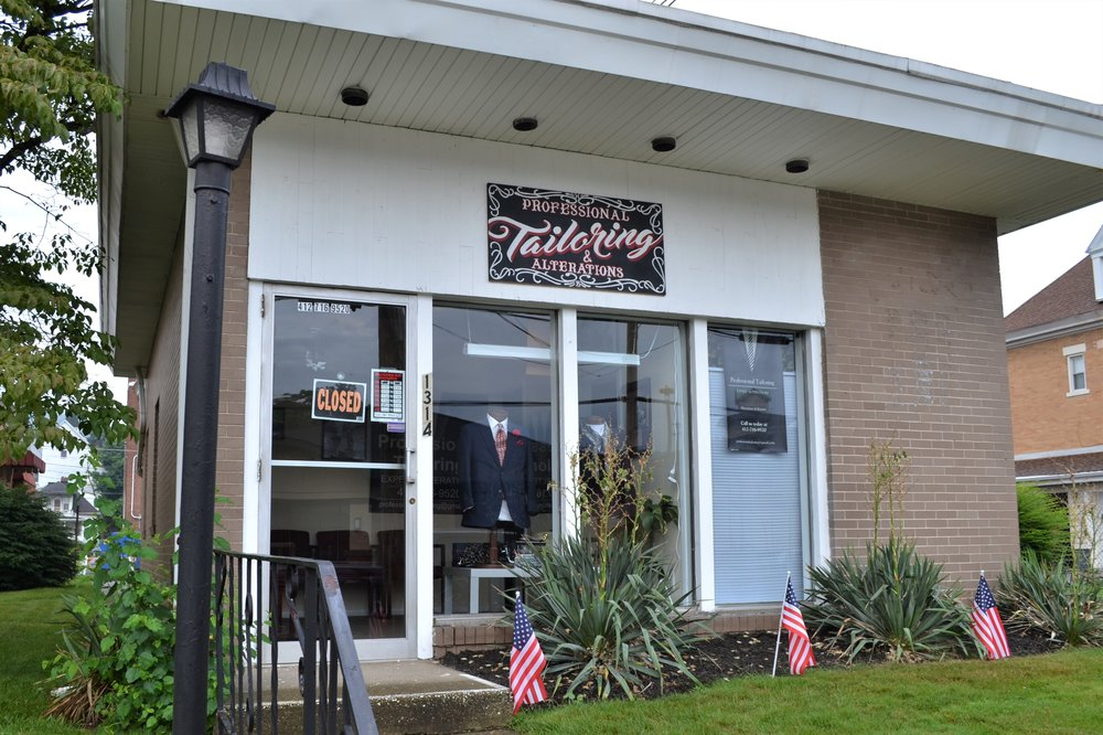 Professional Tailoring & Alterations - 1314 4th Ave, (412) 716-9520