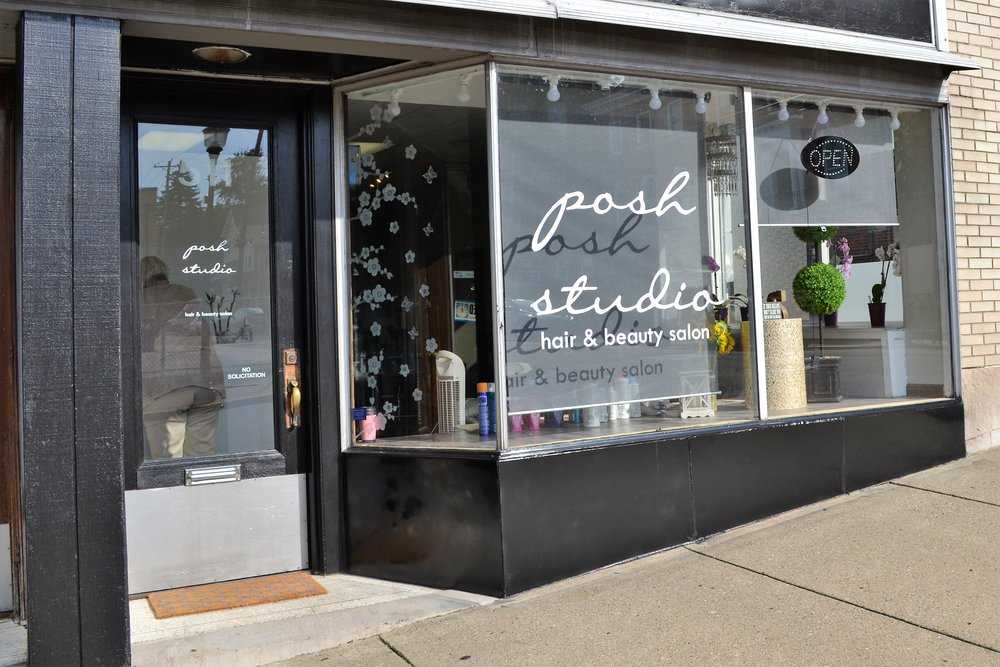 posh studio hair & beauty salon - 511 Mill St, (412) 537-7846
