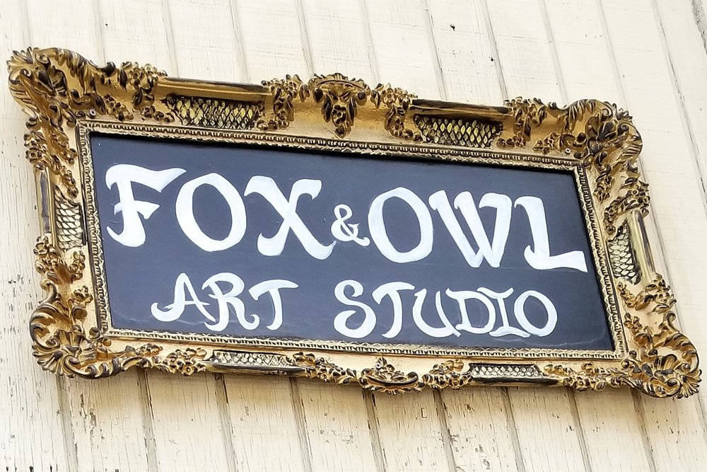 Fox & Owl Art Studio - 309 Mill St,  (814) 441-9579